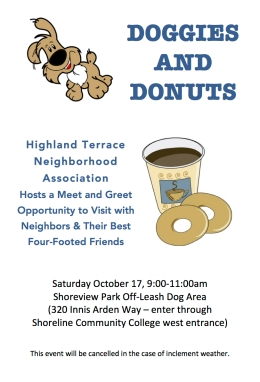 Doggies & Donuts