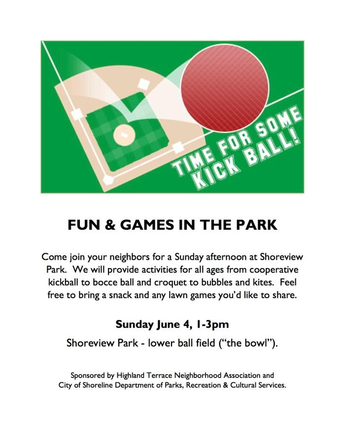 HTNA -Fun & Games in the Park2017