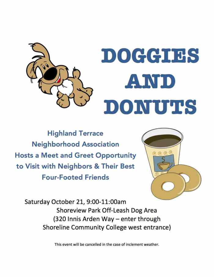 Doggies & Donuts 2017